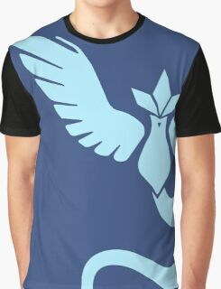 Mystic Articuno Graphic T-Shirt