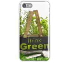 Think  iPhone Case/Skin