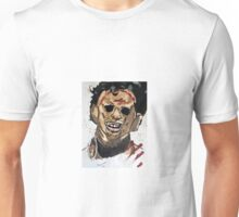 Classic Horror Movie Leatherface Texas Chainsaw Massacre Unisex T-Shirt