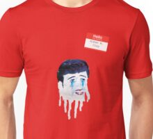 Hello, My Name is Alban B. Clay Unisex T-Shirt
