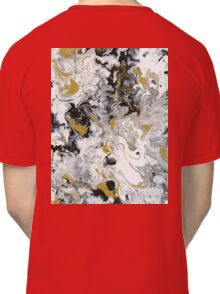 Lux Flow - Acrylic Painting Art Classic T-Shirt