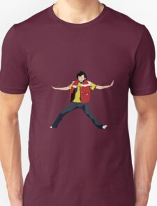 Flight of the Conchords - Bret's Angry Dance Unisex T-Shirt