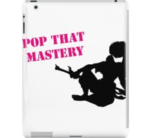 Yasuo Pop that mastery iPad Case/Skin