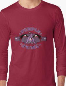 Purple Fury Long Sleeve T-Shirt