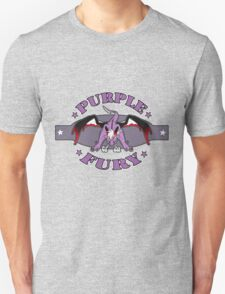 Purple Fury Unisex T-Shirt