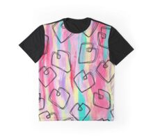 Love Your Colors by Lenna Graphic T-Shirt