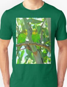 Budgie Chat T-Shirt