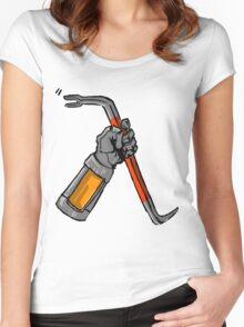 Half Life Tee (classic) Women's Fitted Scoop T-Shirt
