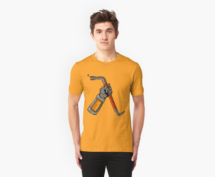 Half Life Tee (classic) by KevinFlynn