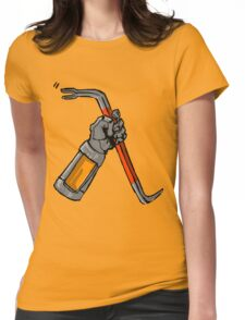 Half Life Tee (classic) Womens Fitted T-Shirt