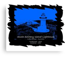 South Solitary Island - 1879 Canvas Print
