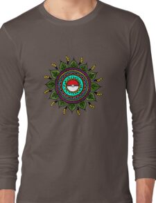 Pokemon Tribal Long Sleeve T-Shirt