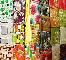 Cushion Covers  by Ethna Gillespie