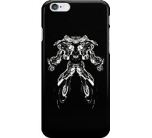 ducati man iPhone Case/Skin