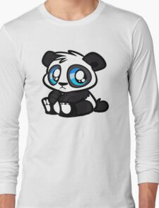Baby Panda Long Sleeve T-Shirt