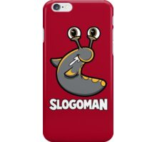 Slogoman The Gammer iPhone Case/Skin