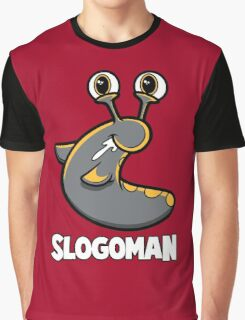 Slogoman The Gammer Graphic T-Shirt