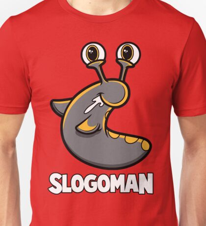 Slogoman The Gammer Unisex T-Shirt