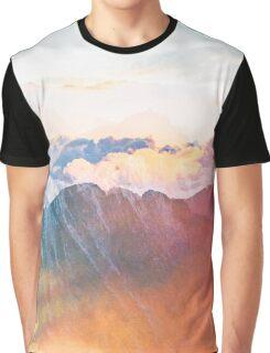Mountain Glory #redbubble #lifestyle #tech Graphic T-Shirt
