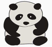 Chubby Panda Kids Tee