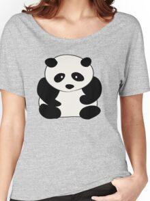 Chubby Panda Women's Relaxed Fit T-Shirt