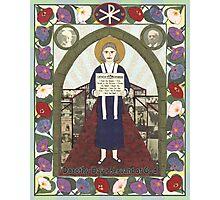 Dorothy Day Icon Photographic Print