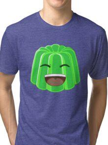 Green Jelly Youtuber vlog Tri-blend T-Shirt