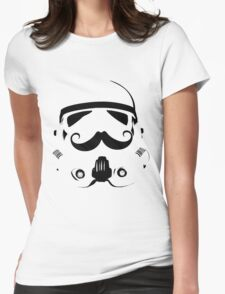 Classy Stormtrooper Womens Fitted T-Shirt