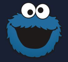 Cookie Monster (3) Kids Tee