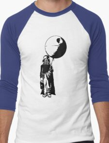 Darth Vader Jr. Men's Baseball ¾ T-Shirt