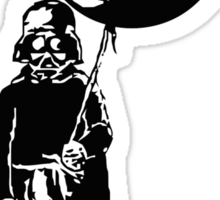 Darth Vader Jr. Sticker