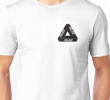 Palace Logo White Unisex T-Shirt