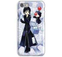 Xion and Moogle Kingdom Hearts 358/2 days iPhone Case/Skin