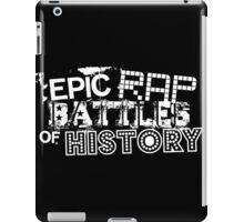 Epic Rap Battles of History (ERB) iPad Case/Skin