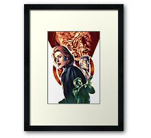 The X-Files Framed Print