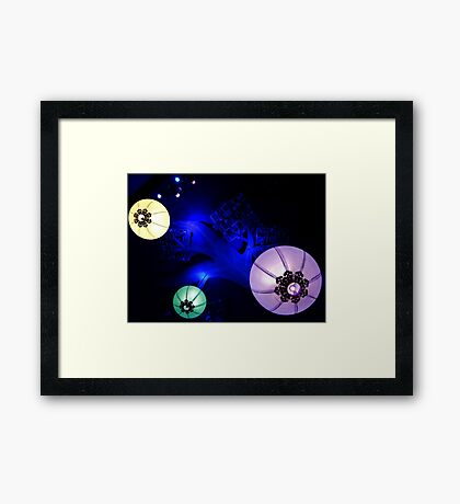 Decor' of the Future Framed Print