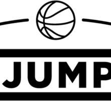 No Jumper Logo Sticker