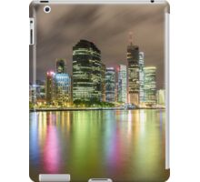 Golden River City iPad Case/Skin