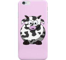 Cartoon Cow iPhone Case/Skin