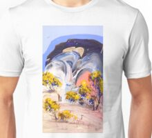 The road less travelled Unisex T-Shirt