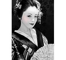 Blossom Geisha  Photographic Print