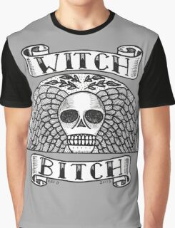 WITCH BITCH Graphic T-Shirt