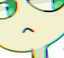 Kat 3D Sticker