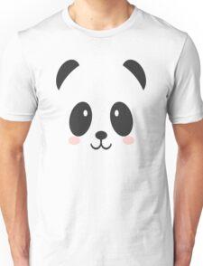 Face Panda Unisex T-Shirt