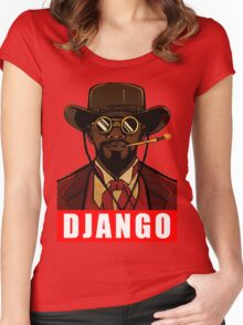 django Women's Fitted Scoop T-Shirt