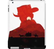 django iPad Case/Skin