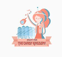 Fight for the Candy Kingdom Unisex T-Shirt