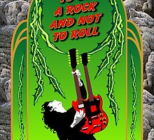To be a Rock and not to Roll by Bob Overstreet