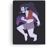 Angry Marceline Canvas Print