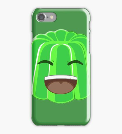Green Jelly Youtuber vlog iPhone Case/Skin